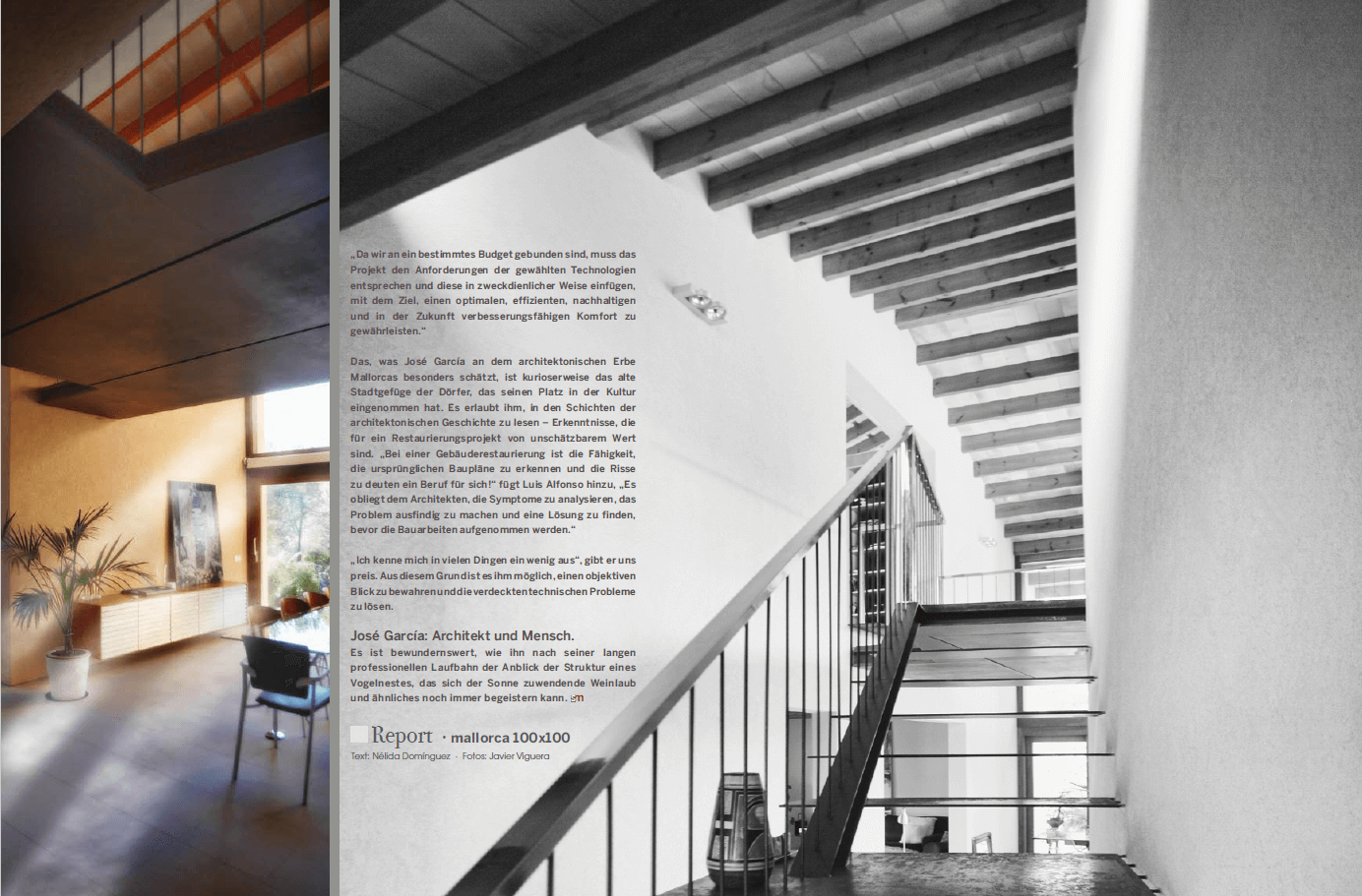 Santanyi Magazine – The traces of life - Rambla 9 - Arquitectura